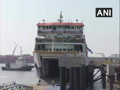 Centre approves Rs 50.30 cr for RO-PAX Jetty Project on Odisha's Dhamra river | Centre approves Rs 50.30 cr for RO-PAX Jetty Project on Odisha's Dhamra river
