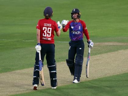 Danielle Wyatt steers England to T20I series win over India   Danielle Wyatt steers England to T20I series win over India