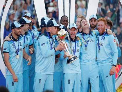 On this day in 2019: England win 50-over WC on basis of boundary countback   On this day in 2019: England win 50-over WC on basis of boundary countback