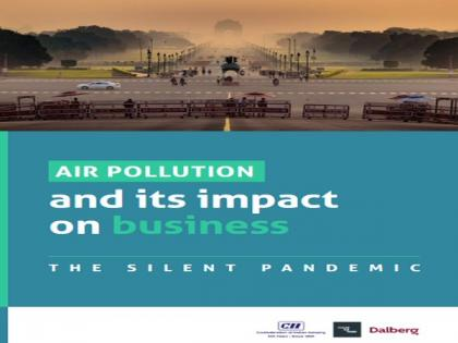 Air pollution costs Indian business $95 billion each year: Dalberg Advisors | Air pollution costs Indian business $95 billion each year: Dalberg Advisors