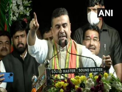 Will quit politics if we do not defeat Mamata Banerjee by 50,000 votes in Nandigram: Suvendu Adhikari   Will quit politics if we do not defeat Mamata Banerjee by 50,000 votes in Nandigram: Suvendu Adhikari