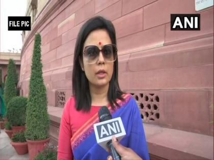 Mahua Moitra responds to Sitharaman, asks Centre to waive CGST, SGST on COVID-related items | Mahua Moitra responds to Sitharaman, asks Centre to waive CGST, SGST on COVID-related items