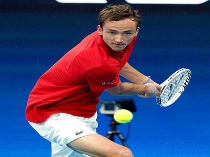 Medvedev ensures Russian return to ATP Cup semi-finals | Medvedev ensures Russian return to ATP Cup semi-finals