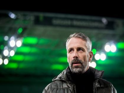 Borussia Monchengladbach head coach to leave club at end of season   Borussia Monchengladbach head coach to leave club at end of season