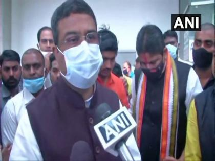 Petroleum prices will come down as winter ends: Dharmendra Pradhan | Petroleum prices will come down as winter ends: Dharmendra Pradhan