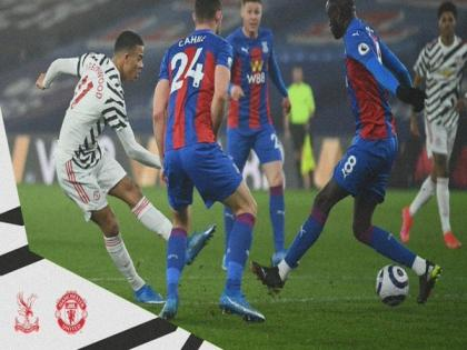 Premier League: United's title contention derails further after draw against Crystal Palace | Premier League: United's title contention derails further after draw against Crystal Palace
