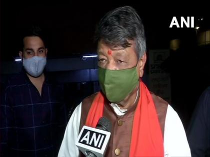 WB Polls: TMC's attempt of stirring controversy with Mamata's injury incident has backfired, says Kailash Vijayvargiya | WB Polls: TMC's attempt of stirring controversy with Mamata's injury incident has backfired, says Kailash Vijayvargiya