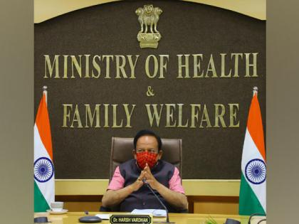 """""""Health for all"""" is top priority for Govt led by PM Modi: Harsh Vardhan at annual summit of NATHEALTH   """"Health for all"""" is top priority for Govt led by PM Modi: Harsh Vardhan at annual summit of NATHEALTH"""