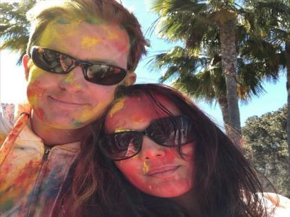 Preity Zinta shares pics from last year's celebration to 'keep the Holi spirit alive' | Preity Zinta shares pics from last year's celebration to 'keep the Holi spirit alive'