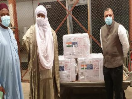 India-made COVID-19 vaccines reach Niger   India-made COVID-19 vaccines reach Niger
