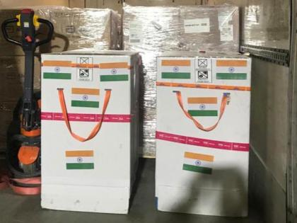 India provides 25,000 'Made in India' vaccine doses to Palestine | India provides 25,000 'Made in India' vaccine doses to Palestine