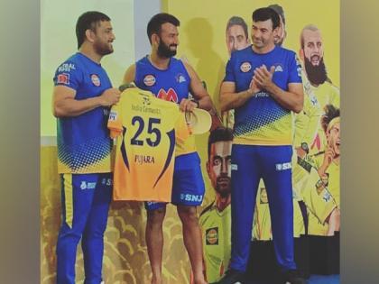IPL 2021: Looking forward to a great season, says Pujara | IPL 2021: Looking forward to a great season, says Pujara