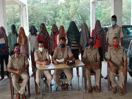 11 fishermen arrested for illegal fishing in Odisha   11 fishermen arrested for illegal fishing in Odisha