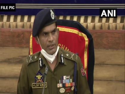 Terrorists misused mosques for attacks in J-K's Pampore, Sopore and Shopian: IGP Kashmir   Terrorists misused mosques for attacks in J-K's Pampore, Sopore and Shopian: IGP Kashmir