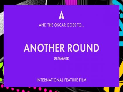 Oscars 2021: Denmark's 'Another Round' wins Best International Feature Film | Oscars 2021: Denmark's 'Another Round' wins Best International Feature Film