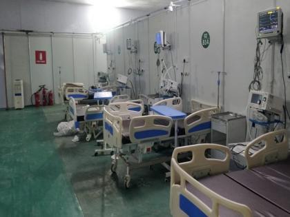 DRDO sets up COVID facility in Delhi with oxygen beds, ventilators | DRDO sets up COVID facility in Delhi with oxygen beds, ventilators