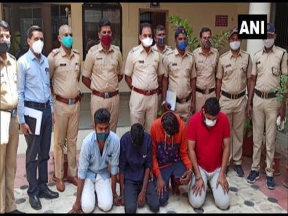 Maharashtra: 4 held in Pune for selling fake Remdesivir injections | Maharashtra: 4 held in Pune for selling fake Remdesivir injections