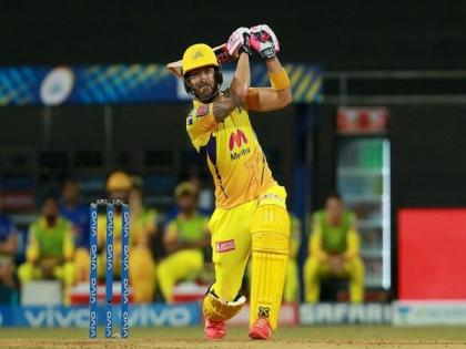IPL 2021: Dhoni knows what he's doing, pleasure to play under him, says Faf | IPL 2021: Dhoni knows what he's doing, pleasure to play under him, says Faf