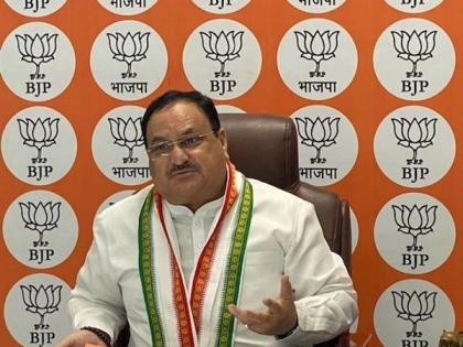 WB Polls: Nadda urges people to vote for good governance, prosperity and development | WB Polls: Nadda urges people to vote for good governance, prosperity and development