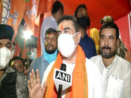 No political leader in country can match PM Modi: BJP leader Suvendu Adhikari | No political leader in country can match PM Modi: BJP leader Suvendu Adhikari