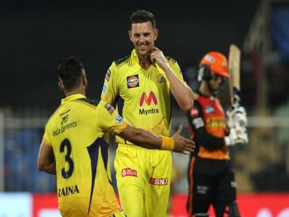 IPL 2021: Watson explains why Hazlewood is 'very hard' to play in UAE conditions | IPL 2021: Watson explains why Hazlewood is 'very hard' to play in UAE conditions
