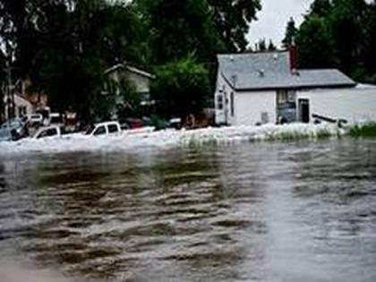 Heavy rains cause flooding in northeastern Turkey   Heavy rains cause flooding in northeastern Turkey