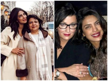 Priyanka Chopra honours mom Madhu, mother-in-law Denise in heartfelt Mother's Day post   Priyanka Chopra honours mom Madhu, mother-in-law Denise in heartfelt Mother's Day post