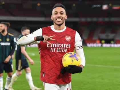Aubameyang is completely fine and wants to be back as soon as possible, says Arteta   Aubameyang is completely fine and wants to be back as soon as possible, says Arteta