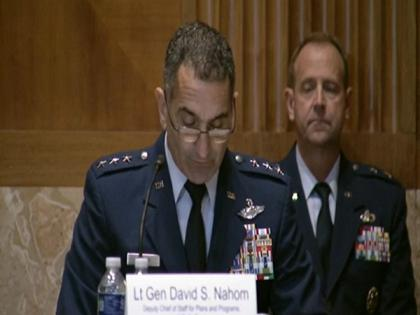 China's offensive threat growing faster than projected: US Air Force General   China's offensive threat growing faster than projected: US Air Force General