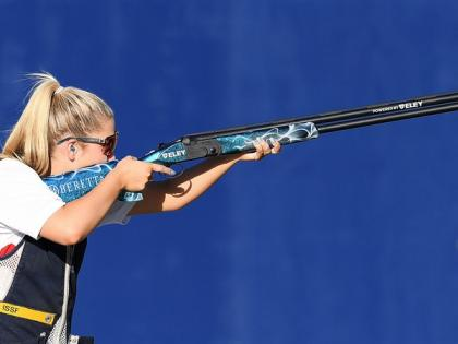 Tokyo 2020: World No 1 skeet shooter Amber Hill withdraws from Olympics after testing COVID positive | Tokyo 2020: World No 1 skeet shooter Amber Hill withdraws from Olympics after testing COVID positive