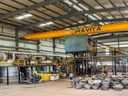 Gravita starts aluminium recycling plant in Mozambique | Gravita starts aluminium recycling plant in Mozambique