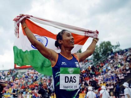 Assam govt decides to appoint sprinter Hima Das as DSP   Assam govt decides to appoint sprinter Hima Das as DSP