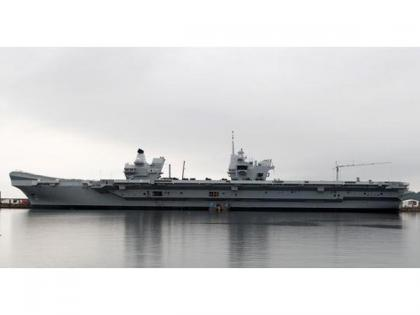 Japan welcomes UK plan to deploy aircraft carrier in Indo-Pacific   Japan welcomes UK plan to deploy aircraft carrier in Indo-Pacific