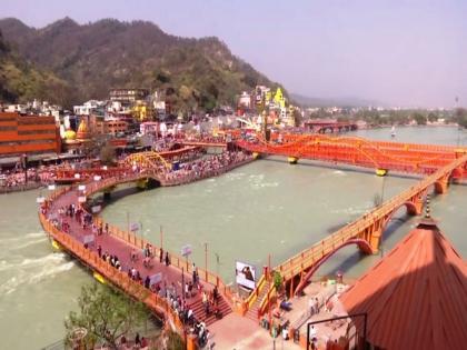 Haridwar Kumbh 2021: NMCG pushes expansion, facelift around 'Har ki Pauri' | Haridwar Kumbh 2021: NMCG pushes expansion, facelift around 'Har ki Pauri'