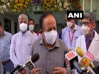 1 cr doses still with states, more to be delivered in next 2-3 days: Harsh Vardhan on COVID vaccine shortage   1 cr doses still with states, more to be delivered in next 2-3 days: Harsh Vardhan on COVID vaccine shortage