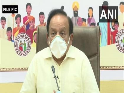 WHO honours Harsh Vardhan for efforts in tobacco control | WHO honours Harsh Vardhan for efforts in tobacco control