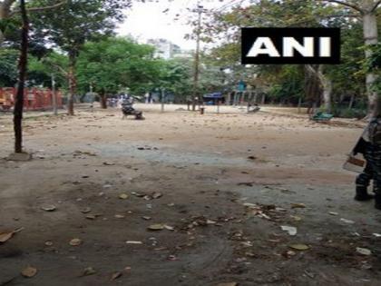 Anti-CAA protest site in Hauz Rani cleared as Delhi remains in lockdown   Anti-CAA protest site in Hauz Rani cleared as Delhi remains in lockdown