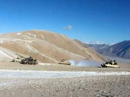 Around two dozen Chinese fighter jets carried out exercise opposite Eastern Ladakh, India watched closely   Around two dozen Chinese fighter jets carried out exercise opposite Eastern Ladakh, India watched closely