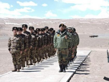 India, China Corps Commanders talk for 9 hours to address Eastern Ladakh stand off | India, China Corps Commanders talk for 9 hours to address Eastern Ladakh stand off
