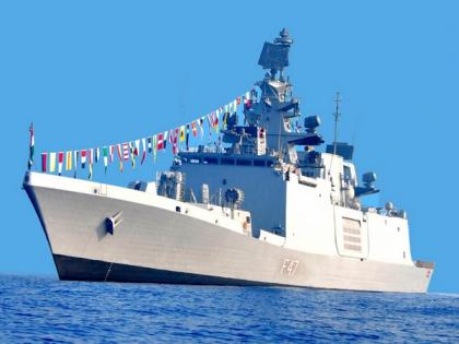 Indian Navy to deploy 4 warships in South China sea for 2 months | Indian Navy to deploy 4 warships in South China sea for 2 months