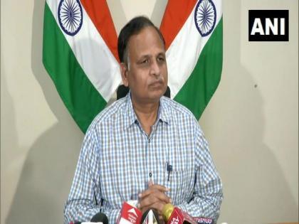 "Satyendar Jain thrashes Centre's statement on COVID-19 deaths, terms it ""completely false"" | Satyendar Jain thrashes Centre's statement on COVID-19 deaths, terms it ""completely false"""