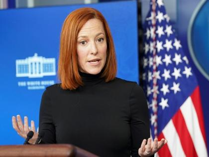 US in talks with Russia, allies on situation in Ukraine: White House | US in talks with Russia, allies on situation in Ukraine: White House