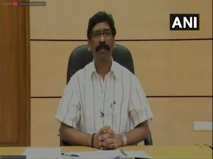 COVID-19: Hemant Soren urges PM Modi to permit availing services of doctors, CPMFs deployed in Jharkhand   COVID-19: Hemant Soren urges PM Modi to permit availing services of doctors, CPMFs deployed in Jharkhand