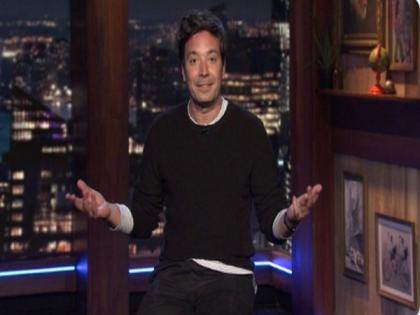 'The Tonight Show' make its way back to studio; Jimmy Fallon shares BTS video | 'The Tonight Show' make its way back to studio; Jimmy Fallon shares BTS video