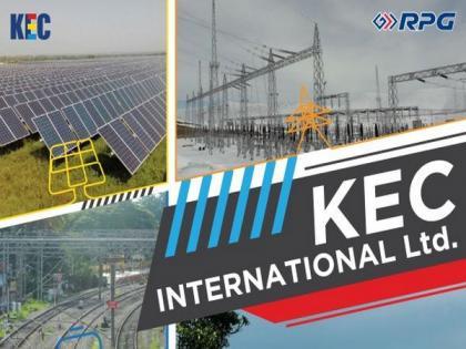 Infra major KEC wins new orders worth Rs 1,503 crore | Infra major KEC wins new orders worth Rs 1,503 crore
