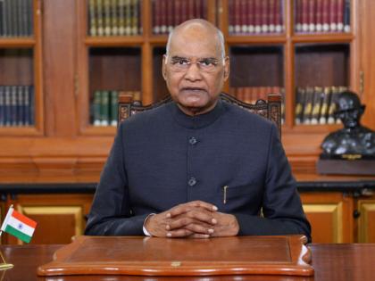 President to open Rashtrapati Bhavan's annual Udyanotsav tomorrow | President to open Rashtrapati Bhavan's annual Udyanotsav tomorrow