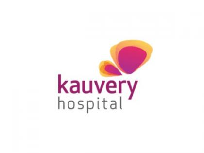 Kauvery Hospital Chennai successfully treats 59-year-old man for Aneurysm, Seizures and Thrombus | Kauvery Hospital Chennai successfully treats 59-year-old man for Aneurysm, Seizures and Thrombus