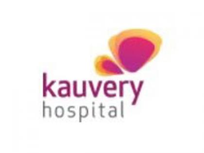 Kauvery Hospital successfully removes a rare tumor from a major blood vessel closely associated with the liver | Kauvery Hospital successfully removes a rare tumor from a major blood vessel closely associated with the liver
