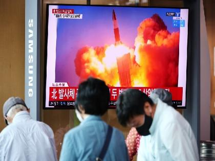 UNSC to hold emergency meeting on North Korea amid latest ballistic missile launches | UNSC to hold emergency meeting on North Korea amid latest ballistic missile launches
