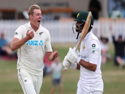 NZ vs Pak: Jamieson has been a great addition to the game, says Bishop | NZ vs Pak: Jamieson has been a great addition to the game, says Bishop